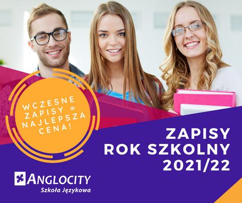 Zapisy na rok szkolny 2021/22